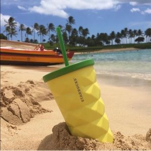 NWT Starbucks Limited Edition Pineapple Hawaii